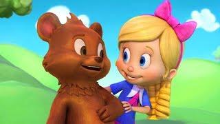 Голди и Мишка - Серия 1 , Сезон 1 | Мультфильм Disney Узнавайка