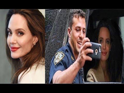 El Sorprendente Selfie de Angelina Jolie que arrasa en las Redes  ¡Aqui los Detalles!