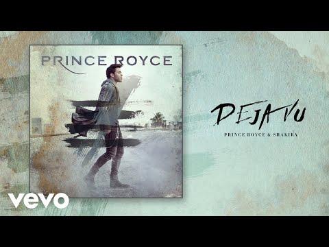 Prince Royce, Shakira  Deja vu Audio