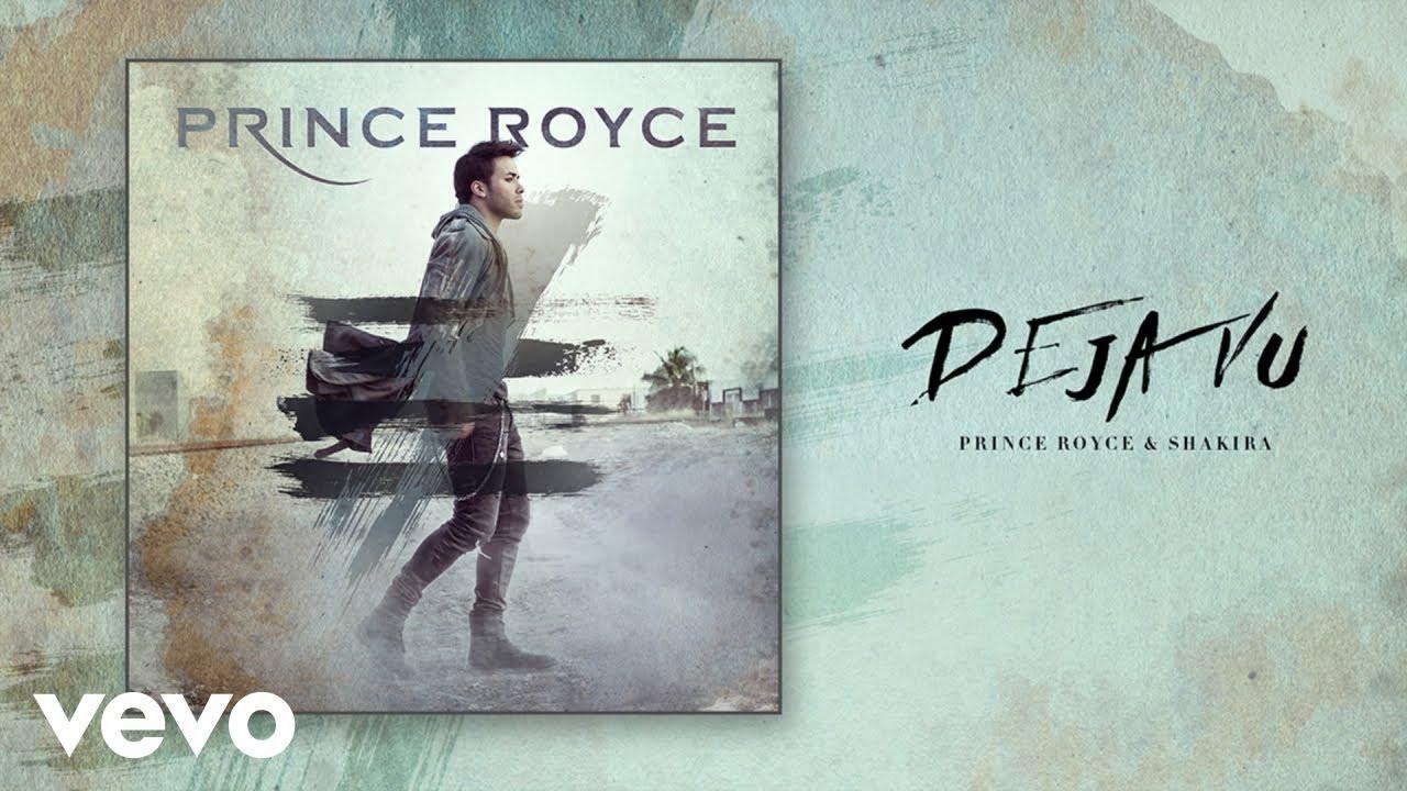 Prince Royce, Shakira - Deja vu (Audio) #1