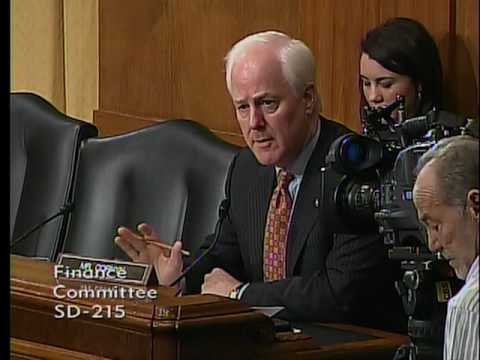 Sen. Cornyn Questions OMB Director Orszag on WH Energy Policy 2/4/2010
