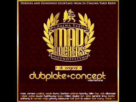 Download Black Dillinger - Never (Madd Rockers Sound)