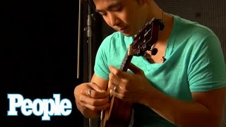 """Listen to Jake Shimabukuro's awesome ukulele cover of Daft Punk's """"Get Lucky"""". Subscribe to ▻▻ http://po.st/SubscribePeople Stay on top of all the latest ..."""