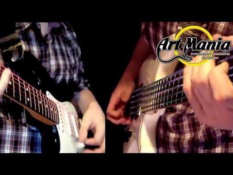cordes dr neon color guitar strings - String Color La Ficelle