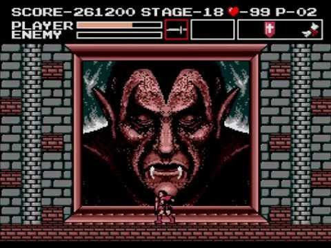MSX Longplay [013] Vampire Killer
