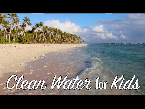 Clean Water for Kids Promo (Falalop Ulithi, Yap)