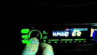 Магнитола Pioneer - настройка подсветки