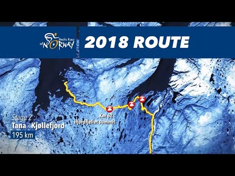 Route presentation - Arctic Race of Norway 2018