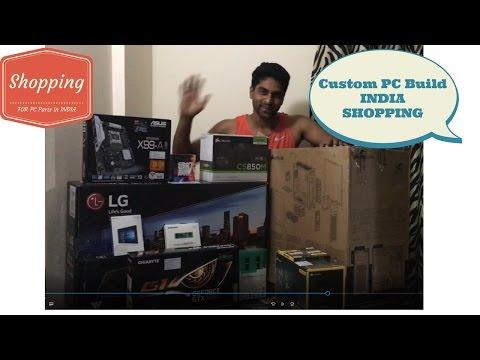 Custom high end PC build India