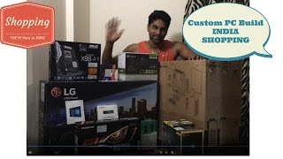 Custom high end PC build India