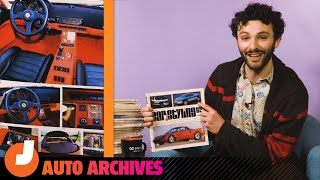 homepage tile video photo for The Ferrari 408 Was An AWD Supercar 30 Years Ahead Of Its Time, And It Wasn't Alone | Jalopnik