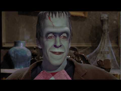 Rick Woodell - Great Advice from Herman Munster!