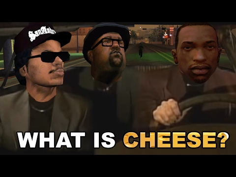 What Is Cheese?