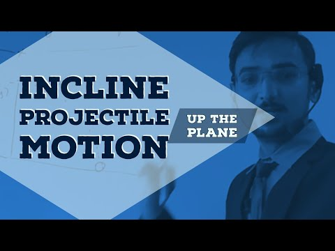 incline-projectile-motion-(up-the-plan)||-2-d-motion-||-iit-jee-||-neet