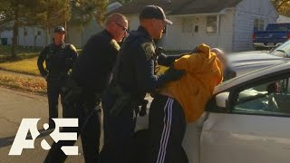 Live PD: Friends of a Fugitive (Season 4) | A&E Video