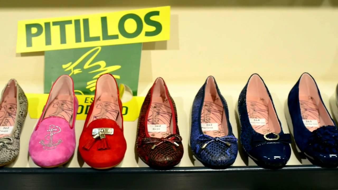 Zapatos Pitillos Verano 2014 Bailarinas - YouTube 48583f55723b