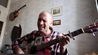 Black Keys - 10 Lovers (acoustic cover by iordanskiy)