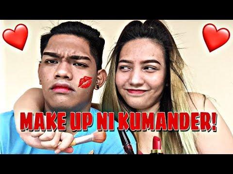 MAKE UP NI KUMANDER! (Ang Panget Ko!)