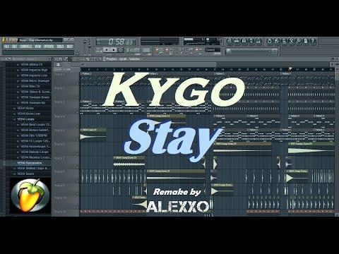 Kygo - Stay ft. Maty Noyes - FL Studio Remake by Alexxo