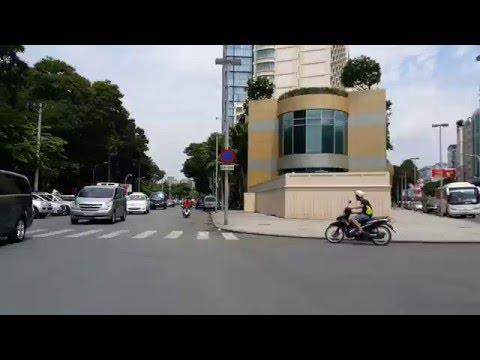 NEW WORLD HOTEL Saigon VietNam 22/5/2016