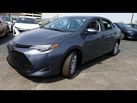 2018 Toyota Corolla Oaklawn, Chicago, Orland Park, Lagrange, Palos, IL 61138