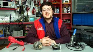 видео Электродвигатели 4А, 4АМ