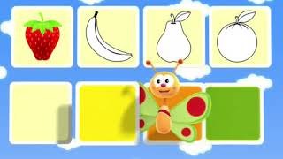 Flip and Flash - Baby Learning Colors and fruits - Baby TV