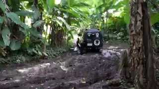 4x4 Self-drive Off-road Adventure Tours in Chiang Mai, Thailand
