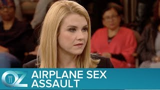 Elizabeth Smart Speaks Out About Being Sexually Assaulted on an Airplane