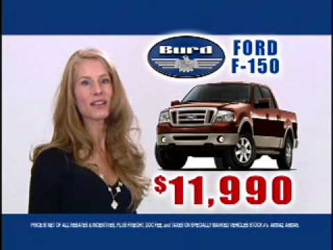 Burd Ford Spring Tv Commercial Youtube