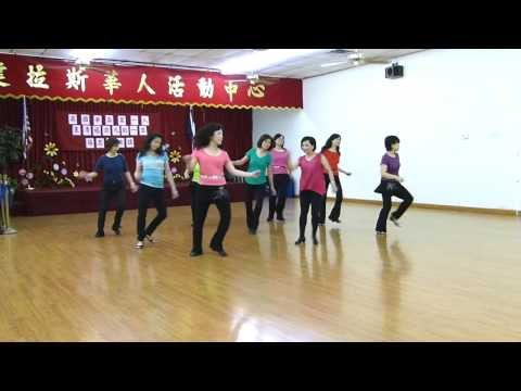 Counting Stars - Line Dance (Dance & Teach)