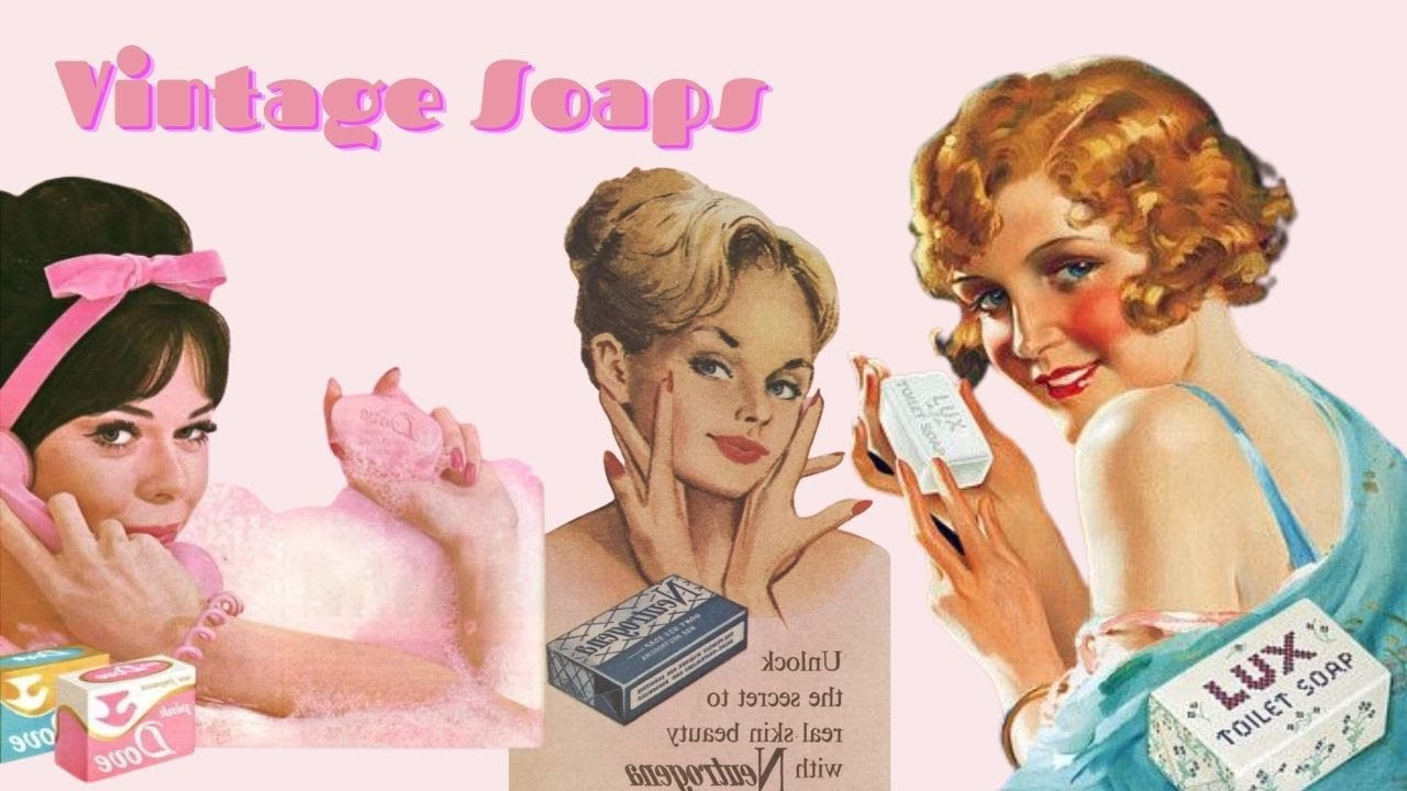 Vintage Soaps you can still buy today