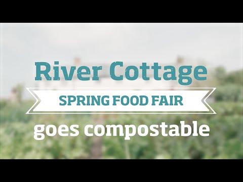 River Cottage Goes Compostable