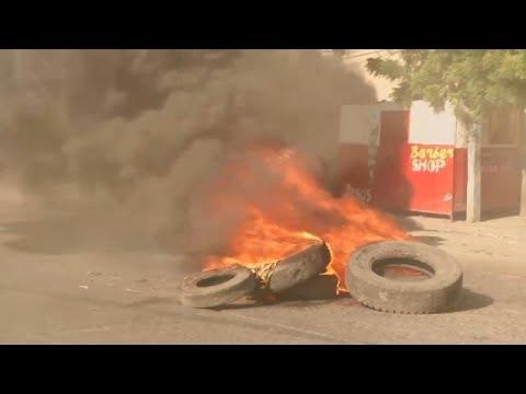 مظاهرات عنيفة في هايتي للمطالبة بالتحقيق في تهريب أموال مشروع -بترو كاريبي-…  - نشر قبل 4 ساعة