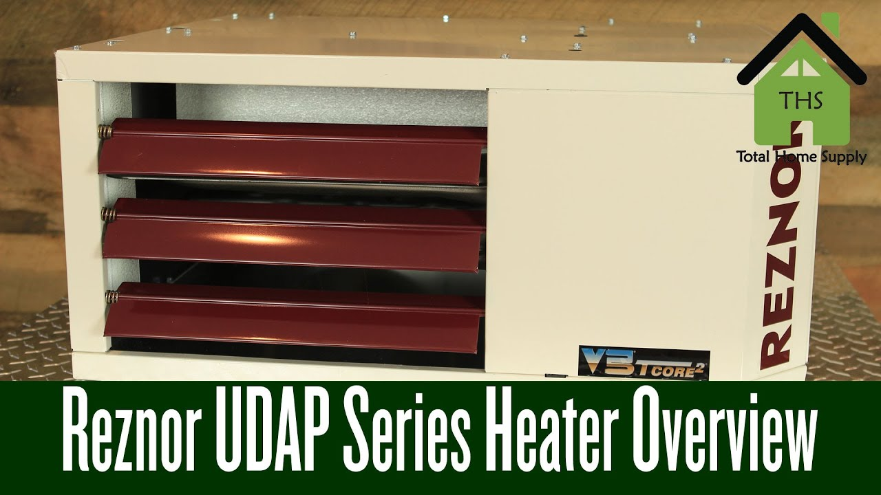 maxresdefault reznor unit heater udap series gas power vented heater overview reznor udap wiring diagram at gsmx.co