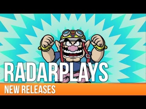 Game and Wario - RadarPlays New Releases