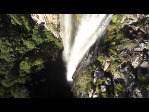 UAV Photography, Cinestar6 HD 1080P Waterfalls and Forests