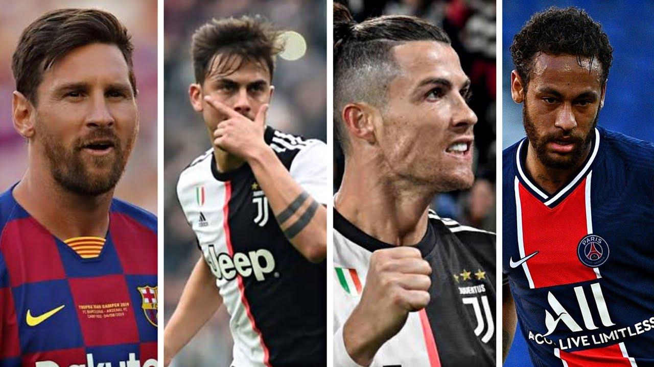 Download Ronaldo Taki Taki Vs Messi Rockabye Vs Neymar Happier Vs Dybala Lalala