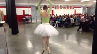 Russian ballet dancer Corcoran, CA