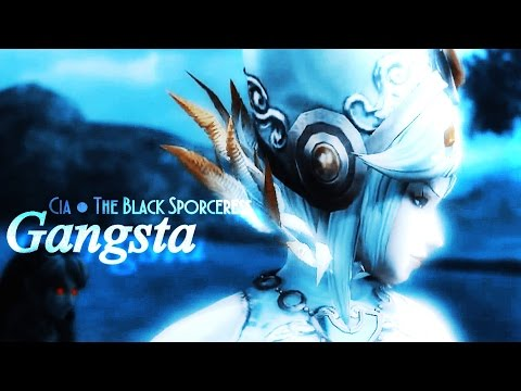Cia The Black Sorceress   Gangsta