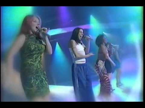 Spice Girls - Spice Up Your Life (1997 Japan)