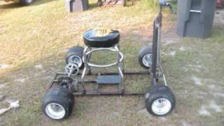 Homemade Bar Stool Racer Road Rash Maker