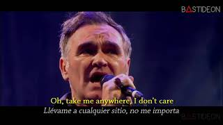 morrissey there is a light that never goes out sub español lyrics