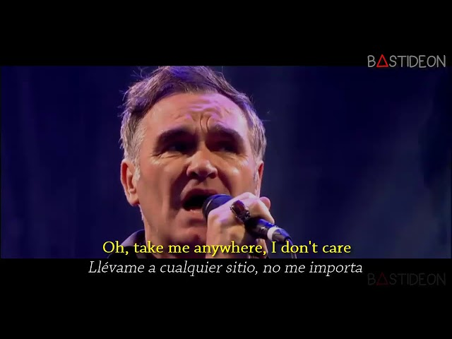 Morrissey - There Is a Light That Never Goes Out (Sub Español + Lyrics)