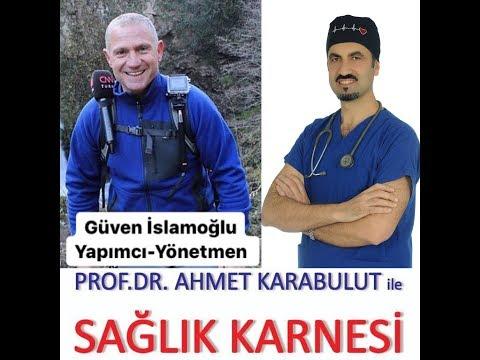 TÜRKİYE'NİN EN ÖNEMLİ ÇEVRE SORUNLARI - GÜVEN İSLAMOĞLU - PROF DR AHMET KARABULUT