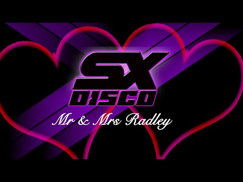 SX Disco - Zoe & Mark Radley - Wedding DJ Essex