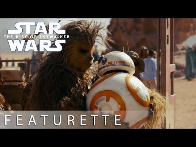 Star Wars: The Rise of Skywalker | Friendship Featurette