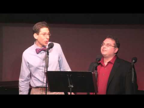 Sammy Buck and Dan Acquisto sing The Reversal Song from