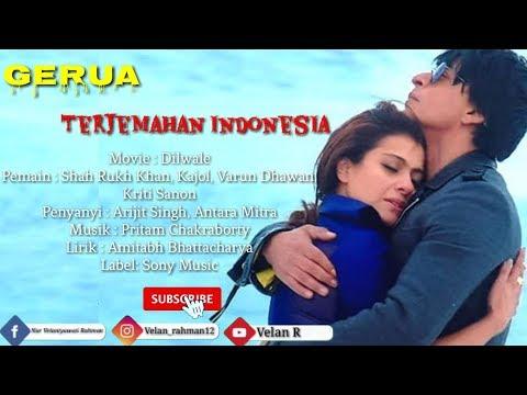 Gerua - Lirik Dan Terjemahan Indonesia