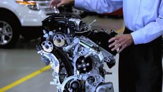 4 nouveaux moteurs du F-150 - Moteur V6 de 3,7 L